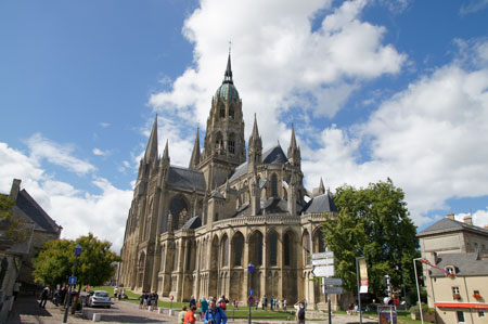 Cathedral of Bayeux (De Notre-Dame)