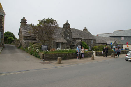 Tintagel, old post office