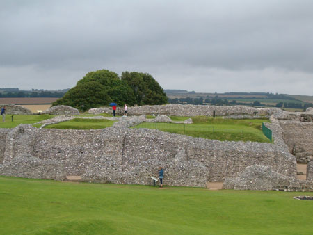 Salisbury, Old Sarum